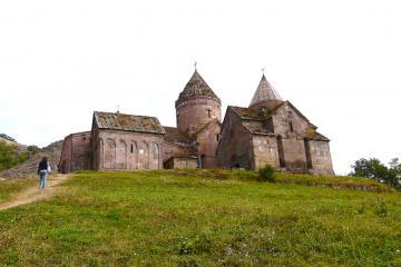 صومعه گوشاوانک در دیلیجان - ارمنستان