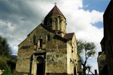صومعه هاخارتسین در دیلیجان - ارمنستان