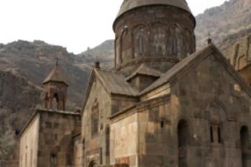 صومعه گغارد در ارمنستان
