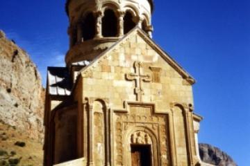کلیسای نوراوانک در ارمنستان