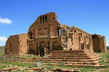 کلیسای جامع Yererouk در ارمنستان