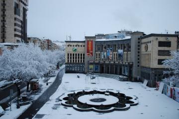 خیابان ابوویان در ایروان