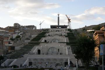 موزه کافسجیان در ایروان - ارمنستان