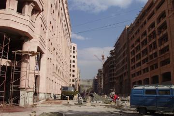 بلوار شمالی در ایروان