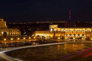 میدان استقلال در ایروان