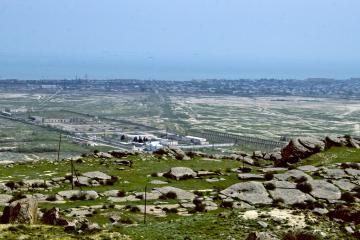 پارک ملی قوبوستان در باکو