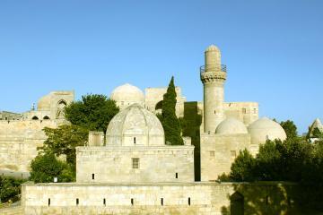 قصر شیروانشاهان در باکو