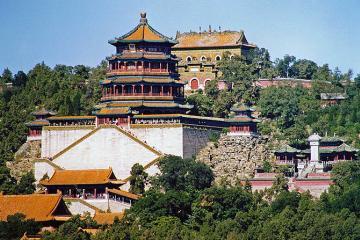 کاخ تابستانی پکن - چین
