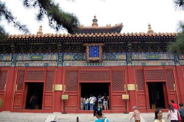 معبد یونگهه در پکن - چین