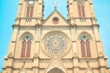 کلیسای جامع قلب مقدس در گوانگژو - چین