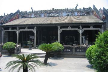 آکادمی Chen Clan در گوانگژو - چین