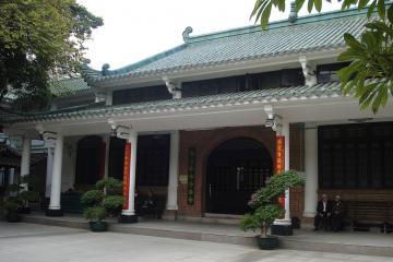 مسجد Huaisheng در گوانگژو - چین