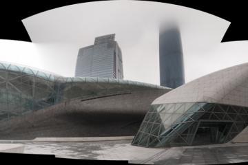 خانهی اپرای گوانگژو - چین