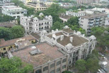 اقامتگاه Xiguan در گوانگژو - چین