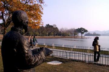 دریاچه غربی هانگژو - چین