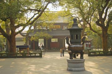 آرامگاه ژنرال یوئیفی در هانگژو - چین