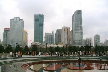 میدان مردم شانگهای - چین