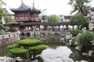 باغ یویوآن در شانگهای - چین