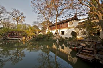 باغ لینگرینگ در سوژو - چین