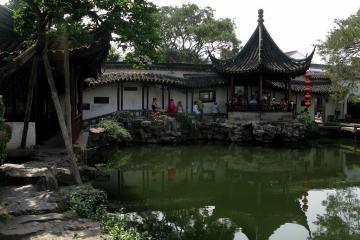 باغ The Master of the Nets در سوژو - چین