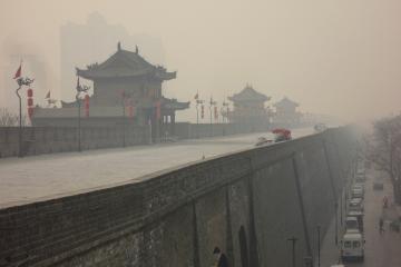 دیوار شیآن - چین