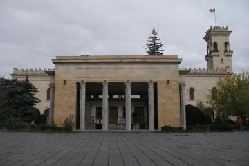 موزه استالین در گوری در گرجستان