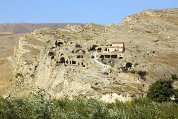شهر باستانی آپلیستسیخه در گوری - گرجستان