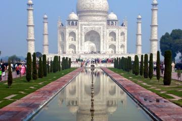 تاج محل در آگرا - هند