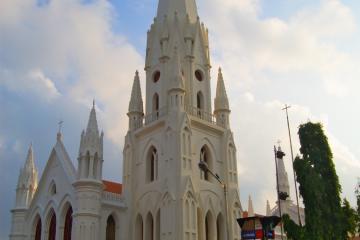 کلیسای جامع سن توم در چنای - هند