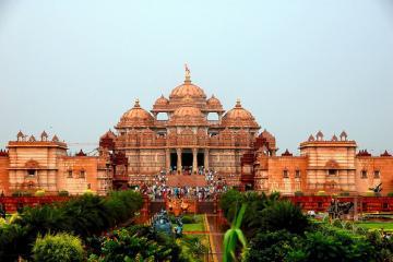 معبد آکشاردام در دهلی - هند