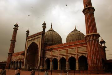 مسجد جامع دهلی - هند