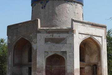 مقبره نظامالدین اولیا در دهلی - هند
