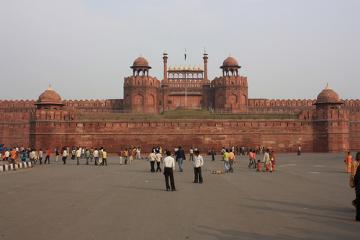 قلعه سرخ دهلی - هند
