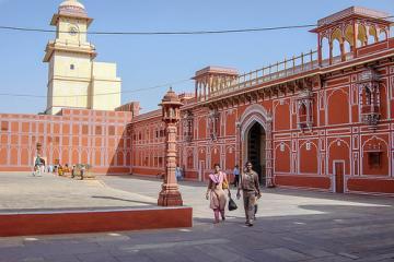 قصر شهر جیپور - هند