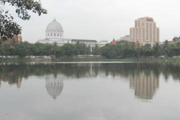 باغ B.B.D در کلکته - هند