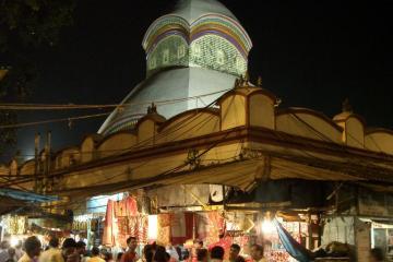 معبد کالی در کلکته - هند
