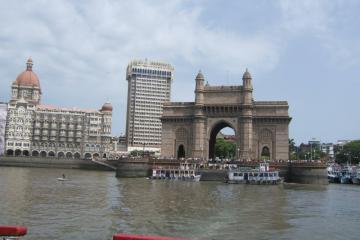 بنای دروازه هند - دهلی