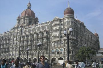 هتل قصر تاجمحل در بمبئی - هند
