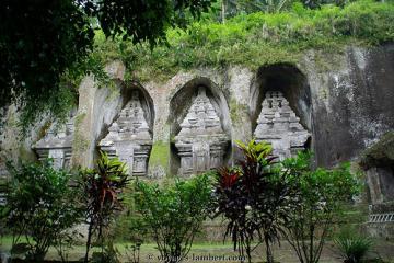 مجموعه معبد Gunung Kawi