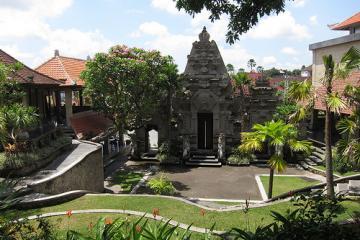 موزه پوری لوکیسان در بالی - اندونزی