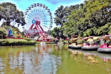 پارک رویایی آنچول در جاکارتا - اندونزی