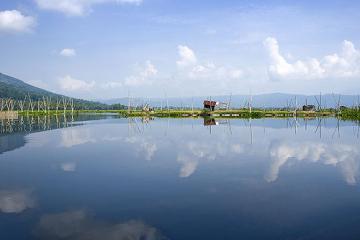دریاچه Rawa Pening