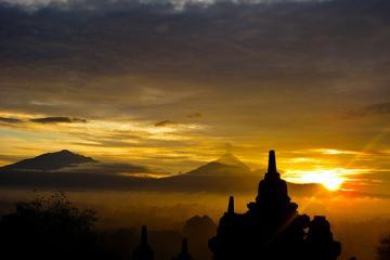 معبد بودایی Borobudur