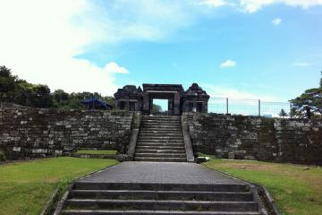 مجموعه کراتُن در یوگیاکارتا - اندونزی