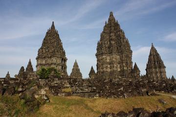 معبد Prambanan