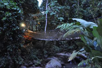 دهکده ماریماری در کوتاکینابالو - مالزی