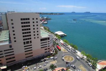 پارک دریایی تانکو عبدالرحمن در کوتاکینابالو - مالزی