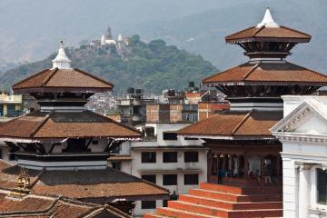 معبد کاستامانداپ در کاتماندو - نپال