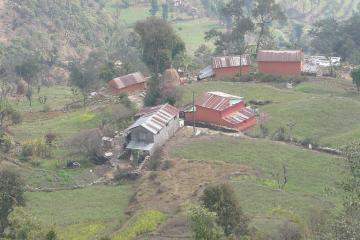 دهکده سارانکوت در پخارا - نپال