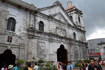 کلیسای بزرگ سنت نینو در سیبو - فیلیپین